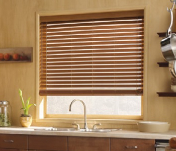 Gainesville Faux Wood Blinds