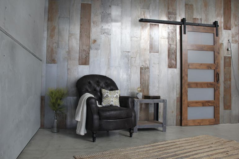 Gainesville commercial barn door
