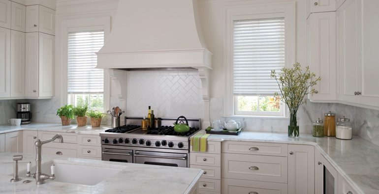 Gainesville kitchen blinds