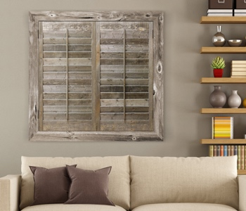Reclaimed Wood Shutters Product In Gainesville