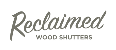 Gainesville reclaimed wood shutters