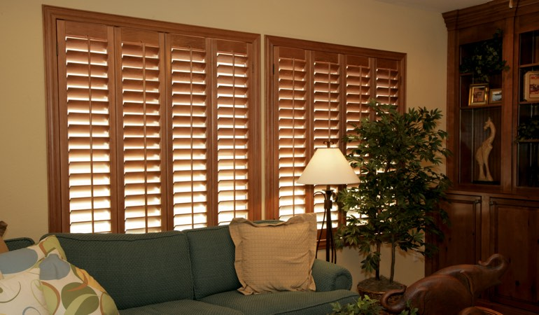 How To Clean Wood Shutters In Gainesville, FL