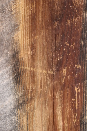Reclaimed Wood Shutters Sample - Brown